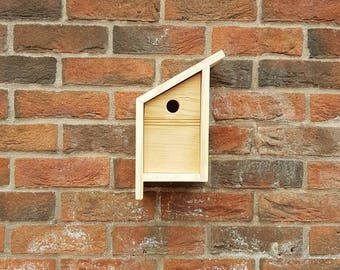 Contemporary  Wild Bird Nest Box | Bird Box | Birdhouse