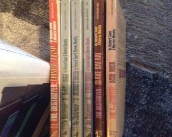 6 Early Destroyer Novels