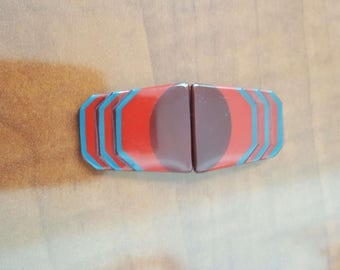 Art Deco Belt Buckle Made In Germany