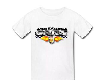 Junior Elf Original Cars T-Shirt for Kids
