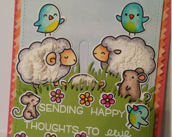 Sending Happy Thoughts to Ewe