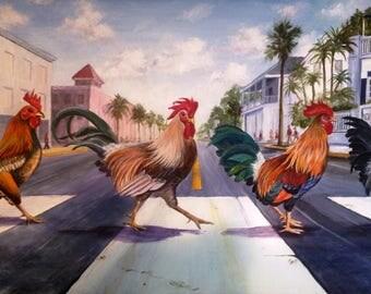 Abbey Road -- Key West