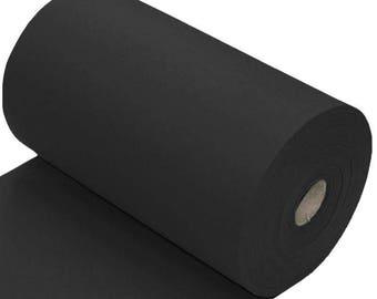 Cuff/Ribbing: Black (95/5 Cotton/Elastane, 260gsm)  *UK*