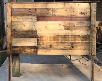 Handmade Headboards - Reclaimed Wood