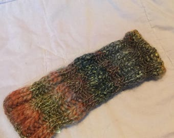 Cabled Ear Warmer