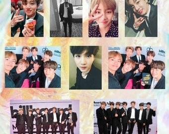 BTS X BILLBOARD | 방탄소년단 Photo Prints