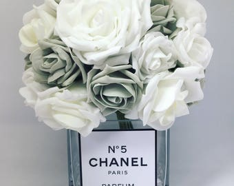 Grey & who is Chanel vase