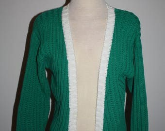 Electric Green Women's Knit