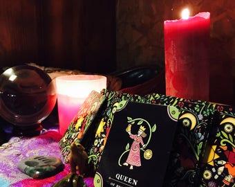 Full Celtic Cross Spread Tarot Reading