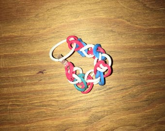 USA Colored Bracelet
