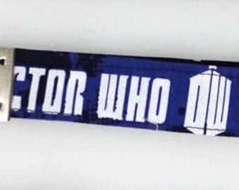 Dr. Who Key Fob