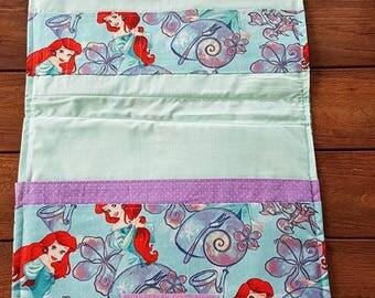 Ariel pattern - Crayon Caddy