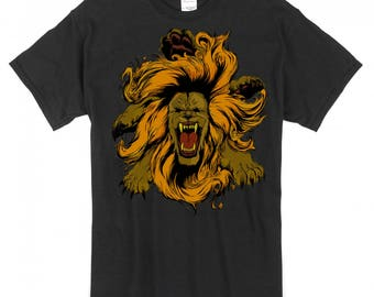 one of a kind leo pride grahpic- contact seller for sizes.