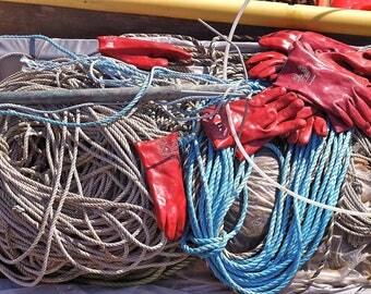Fishing Gear Print        05007