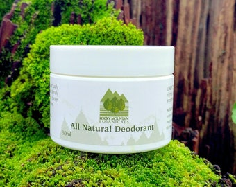 WHOLESALE DEODORANT NATURAL - Vegan, Aluminum Free, 24 Hr Protection! Really Works! 12 qty/Case
