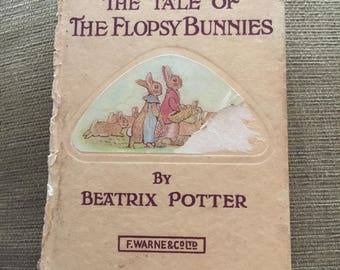 Beatrix Potter The Tale of the Flopsy Bunnies