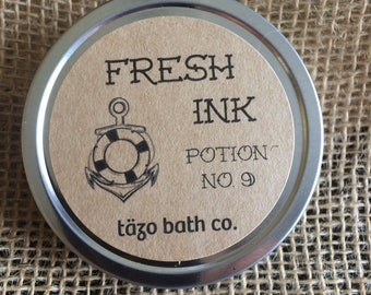 All Natural Tattoo Healing Balm