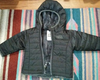 North face 3-6mo. Infant jacket