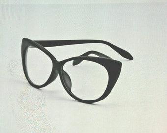 Oversized Cat Glasses