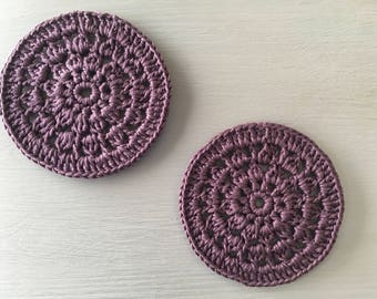 Crochet Coaster - Set of 6