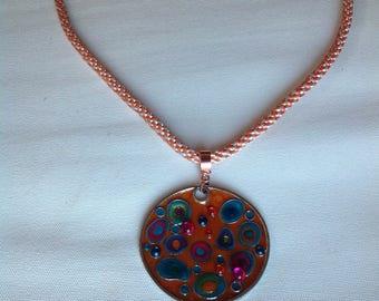 A Special Orange Jewel