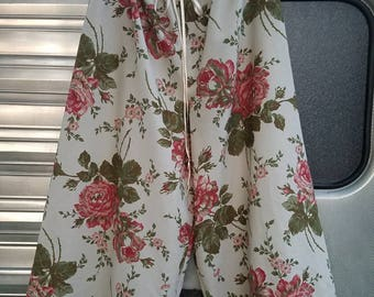 Upcycled Pillowcase Jammies/Lounge Pants  XS-XL