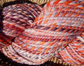 Plumeria-Handspun Yarn