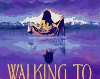 BOOK Walking To Mercury by Starhawk SC 1998