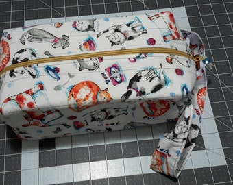 Dogs & Cats Project Bag