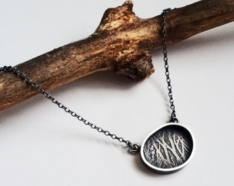 A Walk in the Woods Pendant