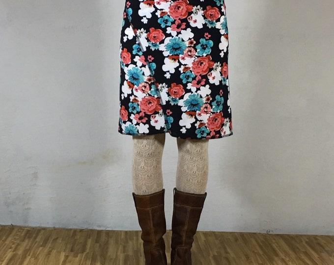 Snap Around Skirt, June Classic by Erin MacLeod