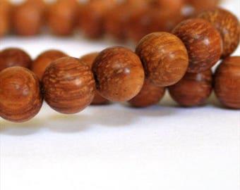 Bayong 8mm Round beads