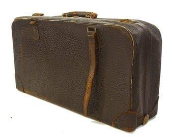 1930s suitcase | Etsy
