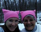 pussyhat -  Women's March 1/21/17