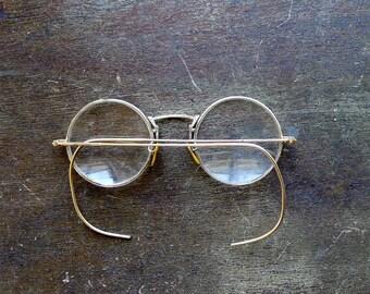 Shur-On Round Eyeglasses