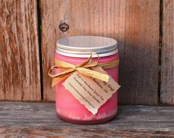 Sip-o-Barbara Spice Tea Scented Soy Wax Jar Candle