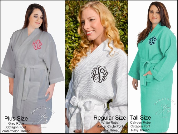 Personalized bathrobes for teens
