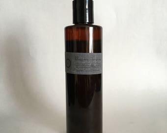 blossom black soap face & body wash