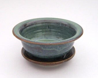 Berry Keeper Bowl - Two Piece - Ponderosa Glaze