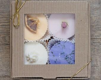 Soap Cupcake Gift Set