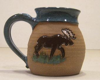 Small version -  Moose  Mug  ..............  a78