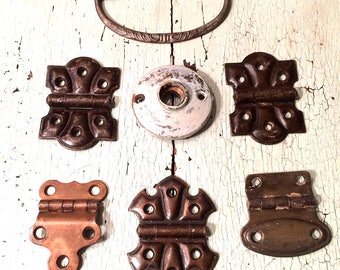 Vintage Hardware Jewelry Supply