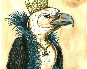 Vulture Queen