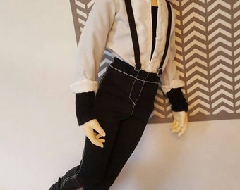 Yuri on Ice ~ Yuri Plisetsky cosplay set for bjd msd kid delf