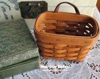 1993 Ambrosia Longaberger Booking Basket