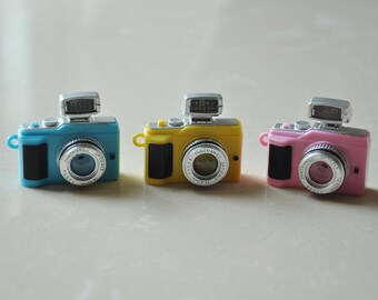Tiny dollhouse Miniature SLR/DSL Camera /Camera Toys