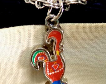 Portugal Barcelos Rooster luck mini charm jewelry-Get Home page Coupon