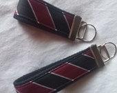 Custom Order - Fabric Key Fobs -  Fabric Keychain - Key Wristlet - Key Fob