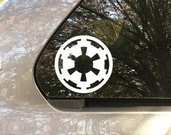 Star Wars Imperial Cog Car, Laptop, or Decor Decal