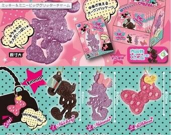 Re-ment Huge Glitter Minnie Mouse Charm (54mm96mm) (((LAST/ no restock)))